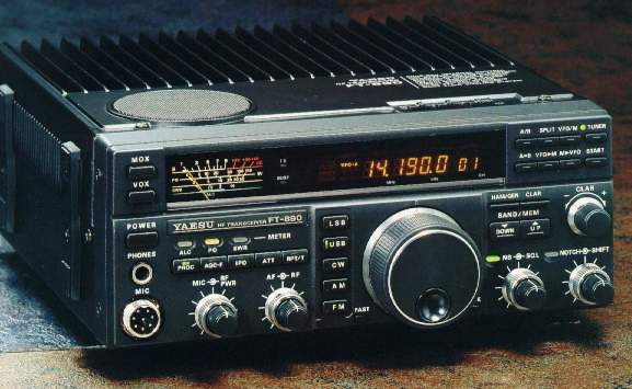 Modifications for the Yaesu FT-890